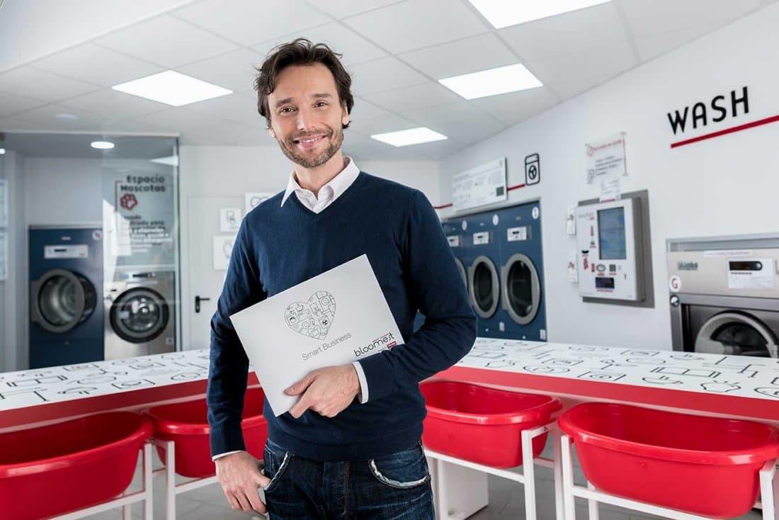 Lavapiù se convierte en Bloomest Smart Laundry